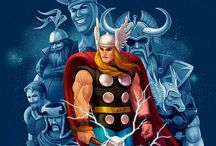 Thor. - (Marvel).