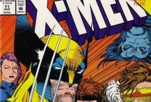 X-Men. - (Marvel).