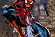 Spiderman. - (Marvel).