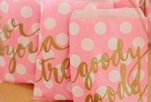 Fabulous Party Favors / Delight your baby shower guests with a little something for them!