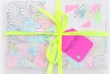 Nice Packages / Beautiful gift wraps and packaging