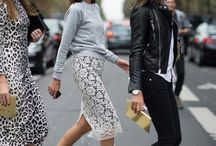 How to style the pencil skirt