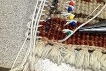 Serafian's : It's What We Do / A first hand look into the services we offer in cleaning and repairing your rugs!