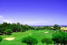 Golf courses Spain, golfbaan Spanje / Golf courses in Spain, golfbaan Spanje