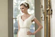Nicki Flynn Collection / To view any of these dress please call 01273 736622 to make an appointment.