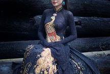 Dress Vietnamese Tradicional