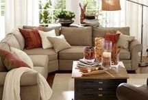 Homey things / cozy, inviting ideas for the home