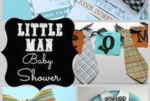 Gender Specific Baby Showers / Looking for a boy or girl themed shower? Check out these fun shower themes for your new arrival!