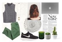 Polyvore Creations and co.