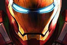 ~Iron-Man~ / by Lydia
