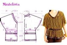Fashion, sewing / Divat, varrás