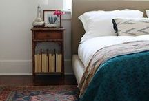 Oriental Rugs for the Bedroom / Colorful and cozy carpets in your personal sanctuary: The Bedroom!