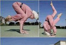 Yoga/ Gymnastic/  / Jóga/ Gimnasztika