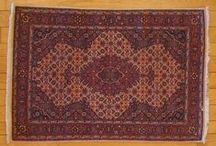 Tribal Rugs / Tribal rugs form the Middle East