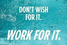 Swimspiration / Swimspiration for all kind of swimmers! Get your motivation. Set a goal, achieve it, and make new goals.