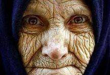 Old faces / Öregek