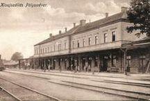 Railway stations / Vasútállomások