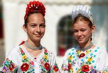 Folk art Hungary / Népművészet