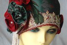 Elegant women hats