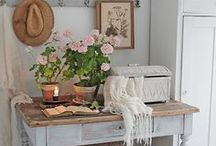 Home Decor - vintage style