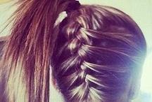 hair hair hair / by Rebekah Tuckness