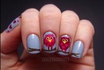 Nails! / by Rebekah Tuckness