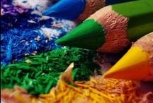 Colors / by Rebekah Tuckness