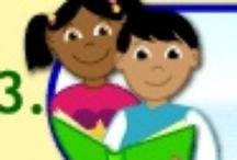 Preschool - Elementary Online Activities / by Heidi Neal