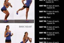health and fitness / How to have a healthy lifestyle / by Emily Spear