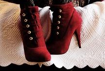 Fancy Feet / by Brittany Todd