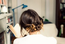 Hair  / by Explore*Handmade