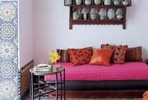 Morocco Home Decor