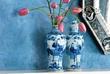 Chinese Blue Porcelain