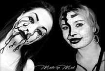 Made up Mad / Find us on facebook - Made up Mad Mnandi Joubert & Jess van Kerhof