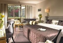 Rooms at The Maryborough / The warmth, luxury and character of our bedrooms will ensure that your nights are as restful as your days are enjoyable when you stay in the Maryborough Hotel and Spa Cork Ireland.
