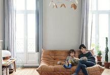 ◇ Livingroom / #scandinavian#nordic#boho#bohemian#skandinavisch#interior#design#natural#simple