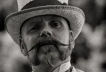 MALE • Moustache