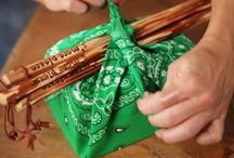 Boy Scout Adventures / Be prepared. With activities, games, projects, and organization. / by Noah Estabrooks