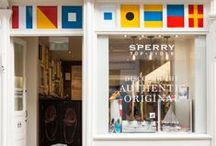 Sperry Top-Sider Store / Sperry Top-Sider store, 68 Neal Street, London WC2H 9PA