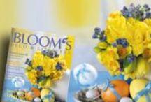 BLOOM's Deco & Lifestyle März/April-Ausgabe 2014 / Mit den schönsten Osterideen für die ganze Familie und frühlingsbunten Dekotipps zum Selbermachen, hält  mit der neuen BLOOM's jetzt der Frühling Einzug in Ihr Zuhause. Wir wünschen Ihnen viel Freude mit der neuen Ausgabe von BLOOM's Deco & Lifestyle!