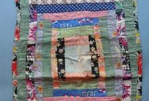 Quilts Antique plus other bits & peices / by Grace Dunn