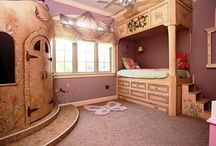 Princess bedroom / by Reggie