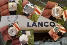 Lanco watches / #jewelry #gift #watch #valentinesday #wristwatch #vintage #etsy