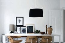 ◇ Dining / Perfect tables, chairs and spaces for a good dinner.