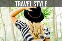 Travel style / Discover the best fashion for traveling and backpacking the world.
