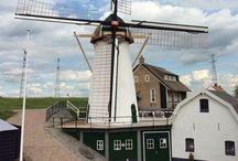 Hollande,Nederland. / Mon autre pays,