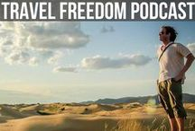 TRAVEL PODCAST: Discover Travel Freedom / Discover Travel Freedom with our NEW bi-weekly Podcast. Tips by Pro Travel Bloggers on Making Money Online & Travel tips about our favourite destinations