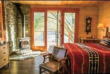 Log Home Bedrooms / Explore log home bedrooms.