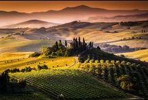 De bike pela Toscana / Roteiro de bike pela Toscana, e um pouco dos lugares visitados. Para conferir todos os detalhes do roteiro, acesse o link: http://bit.ly/1CUDNZ1