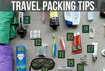 Travel Packing Tips / International packing checklists, travel packing tips, backpacking packing tips and more. Every thing you need to find out about packing for travel in one place.